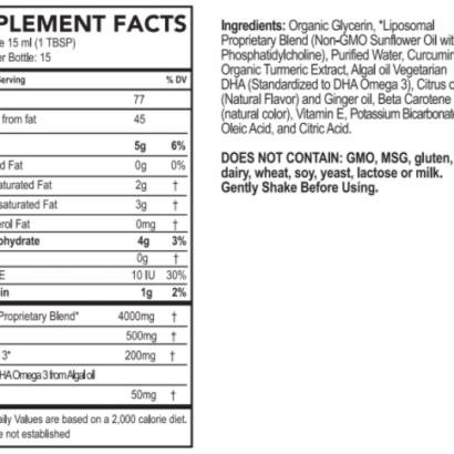curcumin gold nutrition