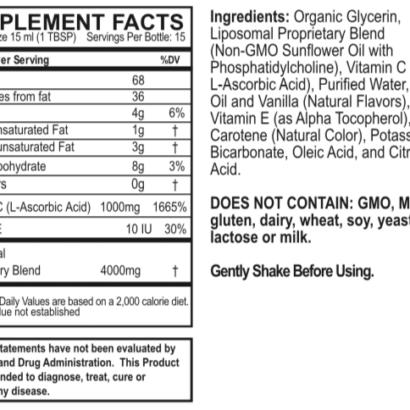 radiant c nutrition
