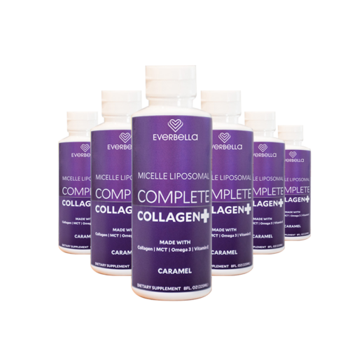 Complete Collagen+ by Everbella - 6x 225ml (Save 20%)